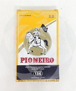 CIGARRO PALHA PIONEIRO TRADICIONAL - Maço c/ 20 un