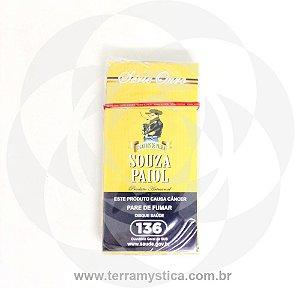 CIGARRO PALHA SOUZA PAIOL SERIE OURO :: Maço c/ 20 un