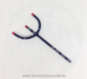 TRIDENTE POMBA GIRA - 10 cm