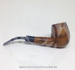 CACHIMBO - Madeira Marrom Curvo : Nº500