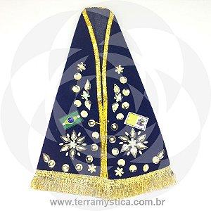 MANTO N. SRA. APARECIDA - 30 cm