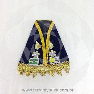 MANTO DE N. SRA. APARECIDA - 10 cm