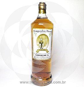 CACHAÇA OURO / CARVALHO - 1 litro - Engenho Bessi