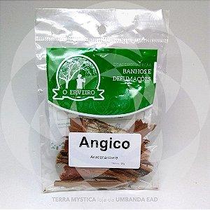 ERVA - ANGICO CASCA  - O ERVEIRO