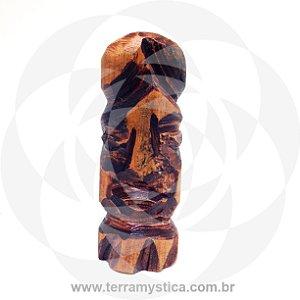 OGÓ DE EXU - 15 cm : Escuro