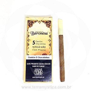 CIGARRILHA BARONESA - Tradicional :: C/ Piteira