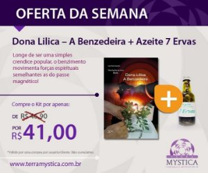 DONA LILICA - A BENZEDEIRA + Azeite 7 Ervas I Oferta