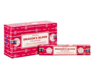 INCENSO INDIANO DE MASSALA - SATYA DRAGON'S BLOOD
