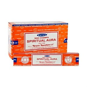 INCENSO INDIANO DE MASSALA - SATYA SPIRITUAL AURA