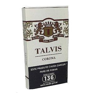 CHARUTO TALVIS (Leite & Alves) - Chocolate :: X 3 PTC 05 un