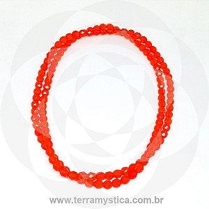 GUIA DE CRISTAL - Laranja