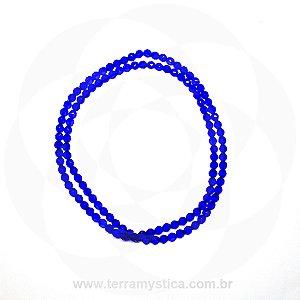 GUIA DE CRISTAL - Azul Escuro