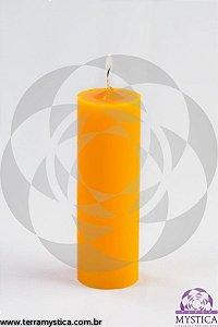 VELA 7 DIAS DE MEL - Amarelo