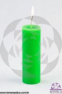 VELA 7 DIAS - Verde Florescente
