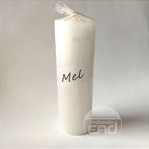 VELA 7 DIAS - Aromática - Mel - Branca