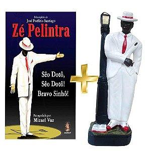 KIT ZÉ PELINTRA - Imagem e Livro