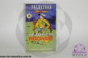 PALHEIRO DE PIRACANJUBA :: Leve e Suave I Maço c/ 20 un.
