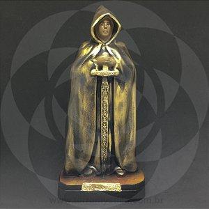 EXU GUARDIAO - Ouro Velho : 20 cm