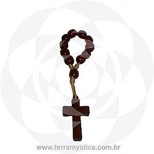 TERÇO DEZENA - PAU BRASIL