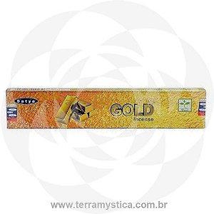 INCENSO INDIANO DE MASSALA - SATYA GOLD