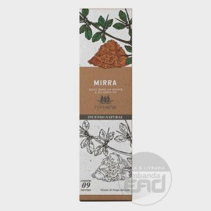 NIRVANA INCENSO NATURAL - MIRRA