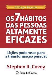OS 7 HABITOS DAS PESSOAS ALTAMENTE EFICAZES - BOLSO