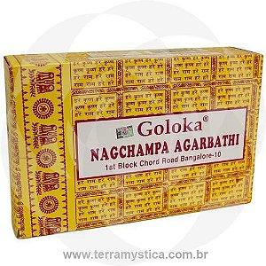 INCENSO INDIANO MASSALA NAG CHAMPA ARGABATHI - GOLOKA