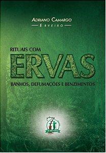 DESCONTO ALUNOS - Livro - RITUAIS COM ERVAS - 7ª Edição