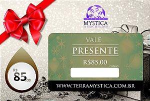 VALE PRESENTE - R$ 85,00 :: Terra Mystica