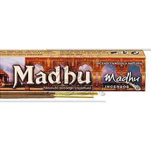 Incenso Indiano de Massala :: Madhu :: Importado