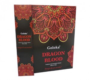 INCENSO INDIANO DE MASSALA DRAGON BLOOD - GOLOKA