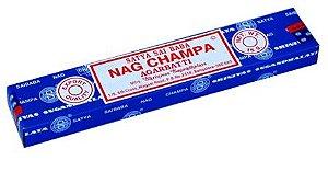 Satya Sai Baba NAG CHAMPA Agarbatti- Masala Indiano