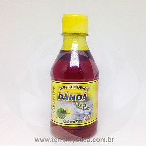 AZEITE DE DENDÊ 200 ml