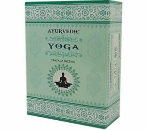 INCENSO DE MASSALA - AYURVEDIC YOGA