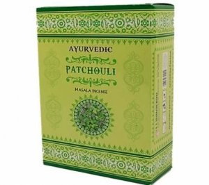 Incenso Ayurvedic Patchouli