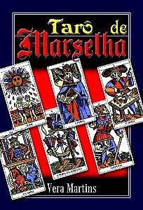TARO DE MARSELHA - 22 CARTAS