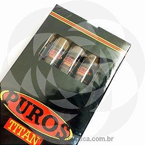 CHARUTO TITAN PUROS - PTC 05 un