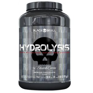 HYDROLYSIS WHEY 907G - BLACK SKULL