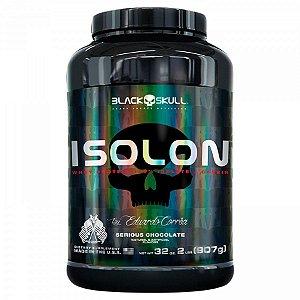 Isolon Black Skull 907g - By Eduardo Corrêa