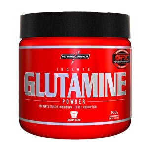 Isolate Glutamine Powder Integralmédica 300g