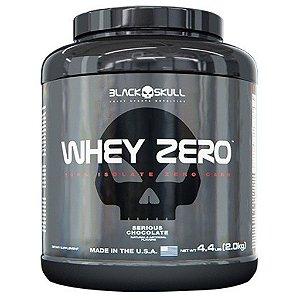 Whey Zero Black Skull