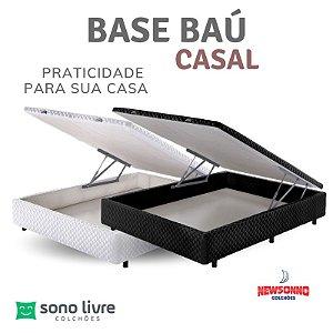 Base Baú Casal Newsonno 138 x 188 Blindada