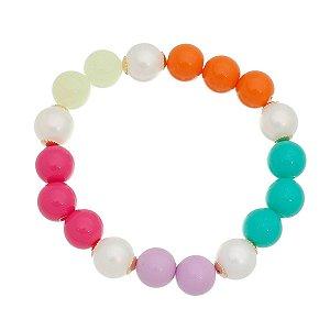 Pulseira Pedras Colors