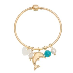 Bracelete com Golfinho