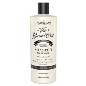 Shampoo Liso Absoluto The Grand Cru Plancton 500ml