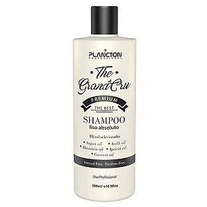 Shampoo Liso Absoluto The Grand Cru Plancton 500ml