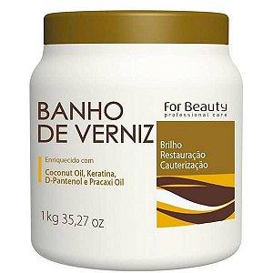 Banho de verniz For Beauty 1kg