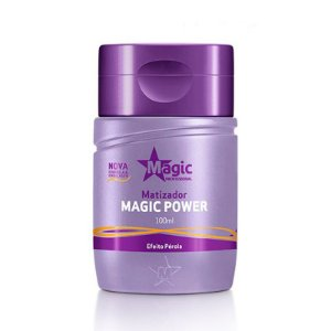 Magic Color Matizador Power - Efeito Pérola 100ml