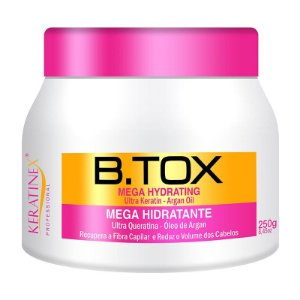 Btx Mega Hidratante Keratinex 250g