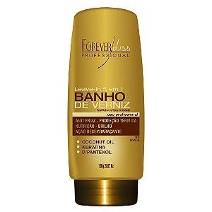 Forever Liss Leave In Banho de Verniz 150g